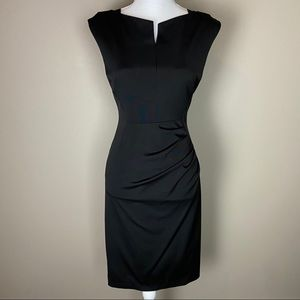 LK Bennett Dr Tancy  Black Sleeveless Dress LBD  4